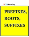 Picture for category Prefixes, Roots, Suffixes