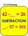Picture for category Subtraction