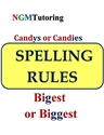 Picture for category Spelling Rules