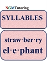 Picture for category Syllables