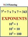 Picture for category Exponents