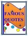Picture for category Famous Quotes