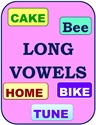 Picture for category Long Vowels