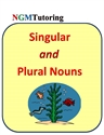 Picture of Singular and Plural Nouns