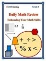Picture of Daily Math Review - 4th grade
