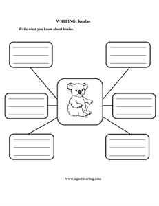 Picture of WRITING: Koalas